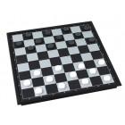 Dame Spiel mit Magnetfeld 19,5x19,5 cm