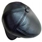 Kappe aus Kunstleder gr. 56 FA-0054