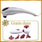 Infrarot-Massagegerät + Gratis Portables Gesicht- und Körpermassagegerät GS-19806
