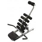 Trainingsgerät für Oberkörper und Rücken schwarz FIT-19906
