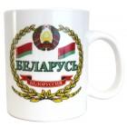 "Kaffee-/Teebecher  ""Weißrussland"" 500 ml"