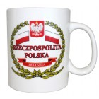 """Kaffee-/Teebecher """"Polen"""" 500 ml"""