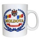 "Kaffee-/Teebecher ""Moldawien"" 500 ml"