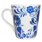"""Kaffee-/Teebecher """"Gzhel"""" 450 ml"""