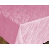 Tischdecke mit Muster, rosa, 130x220 cm