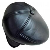 Kappe aus Kunstleder gr. 61 FA-32445
