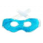Augen-Gelmaske, blau