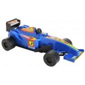 """Spielzeugauto """"Powerrennen"""" blau SP-21136"""