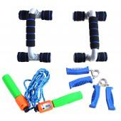 Trainingsset für Hand- & Armmuskulatur, 5 Teile