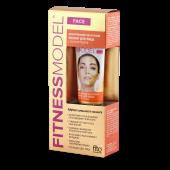 Pflegeartikel Кислотный пилинг для лица «FITNESS MODEL» с золотой пудрой, обновляющий 45мл