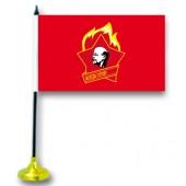 """Tischflagge """"Pionier"""", mit Ständer FA-0028"""