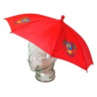 """Regenschirm für den Kopf """"USSR"""""""