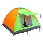 Палатка для кемпинга отдыха рыбалки на 4 персоны ZE-19386
