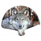 """Магнит """"Волк"""", 7 x 6 см"""