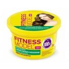 Маска для волос «FITNESS MODEL» двойное питание и увлажнение 250мл