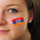 """Временная наклейка-татуировка на тело """"Армения"""""""