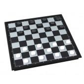 Шашки, настольная игра 602786, 19,5x19,5 см