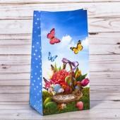 """Geschenktüte Verpackung """"Oster-Leckereien"""", 12 x 19 x 7cm"""