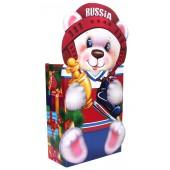 """Подарочная упаковка """"Мишка"""" на 0,8 кг WT-15095"""