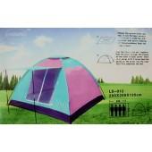 Палатка для кемпинга 4-х местная
