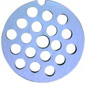 Решетка для ручной мясорубки 60 мм диаметр отверстий 5 мм