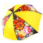 "Зонт ""Жостово"",  желтый"
