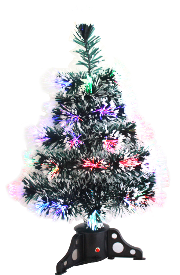 k nstlicher weihnachtsbaum mit glasfasern led beleuchtung 8 programme 60 cm inkl baumst nder ht. Black Bedroom Furniture Sets. Home Design Ideas